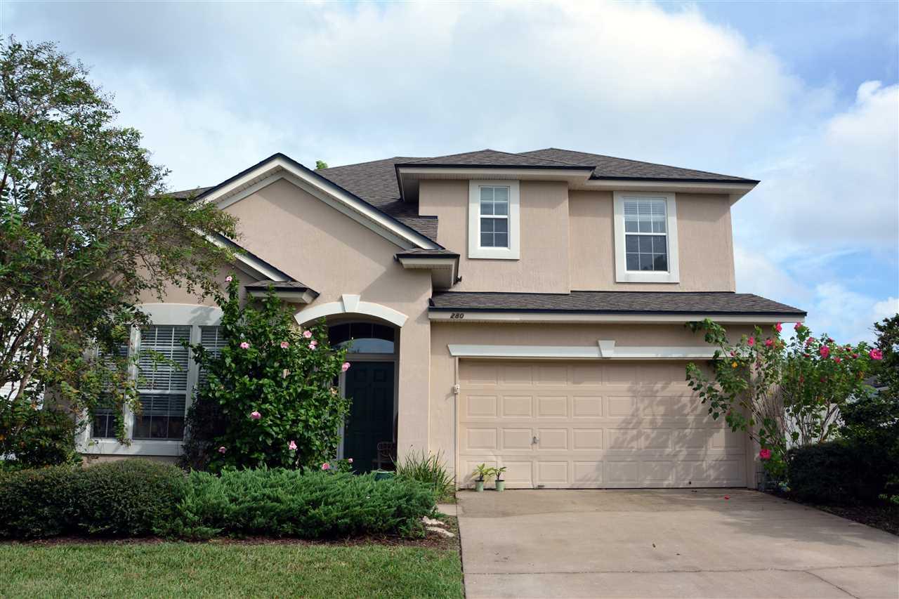 280 N Hidden Tree Drive St. Augustine, FL 32086 158967