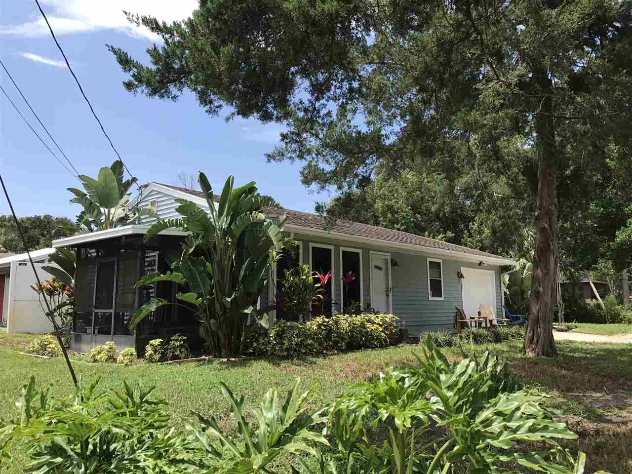 400 E STREET, ST AUGUSTINE BEACH, FL 32080