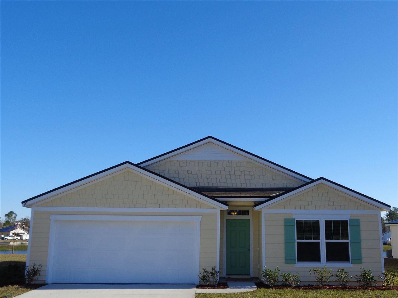 307 GREEN PALM COURT, ST AUGUSTINE, FL 32086