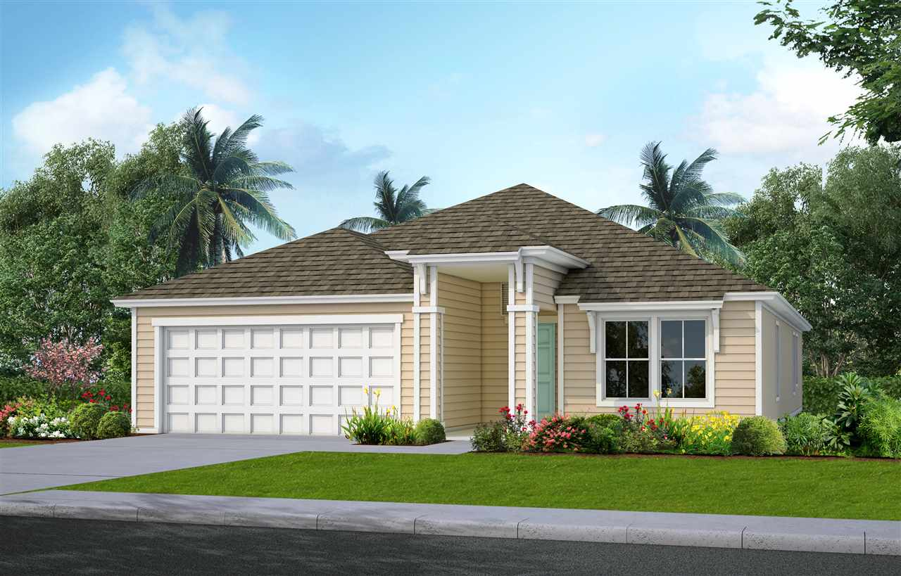242 GREEN TURTLE LANE, ST AUGUSTINE, FL 32086