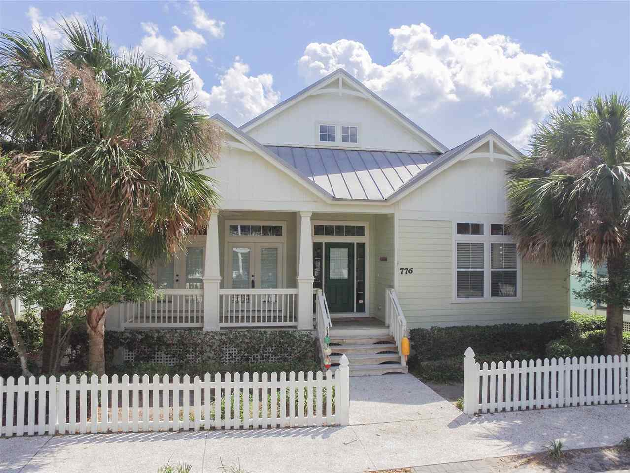 776 OCEAN PALM WAY, ST AUGUSTINE BEACH, FL 32080