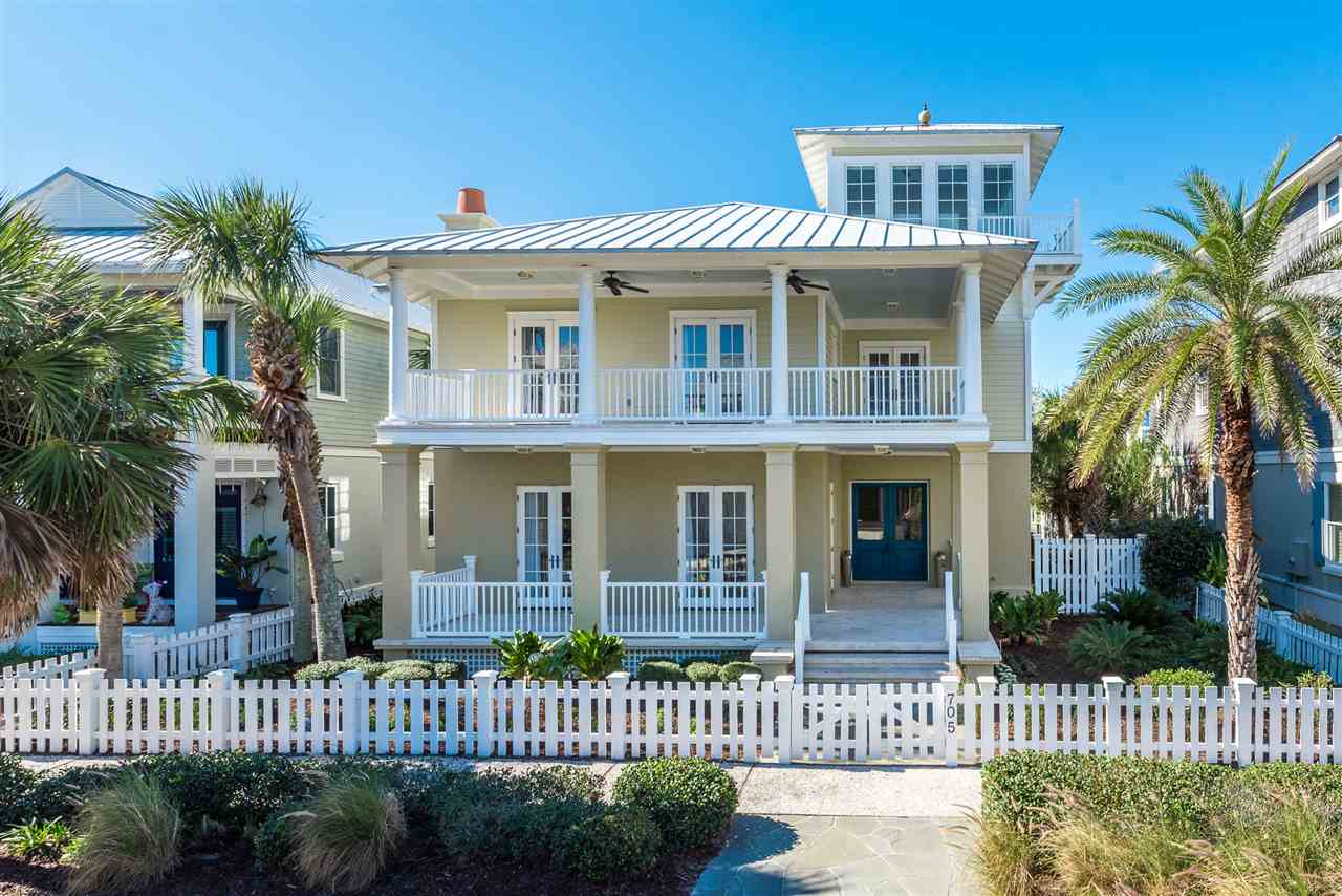 705 OCEAN PALM WAY, ST AUGUSTINE BEACH, FL 32080