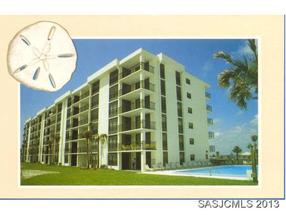7990 A1A S. SAND DOLLAR 1-301, ST AUGUSTINE, FL 32080  Photo 1