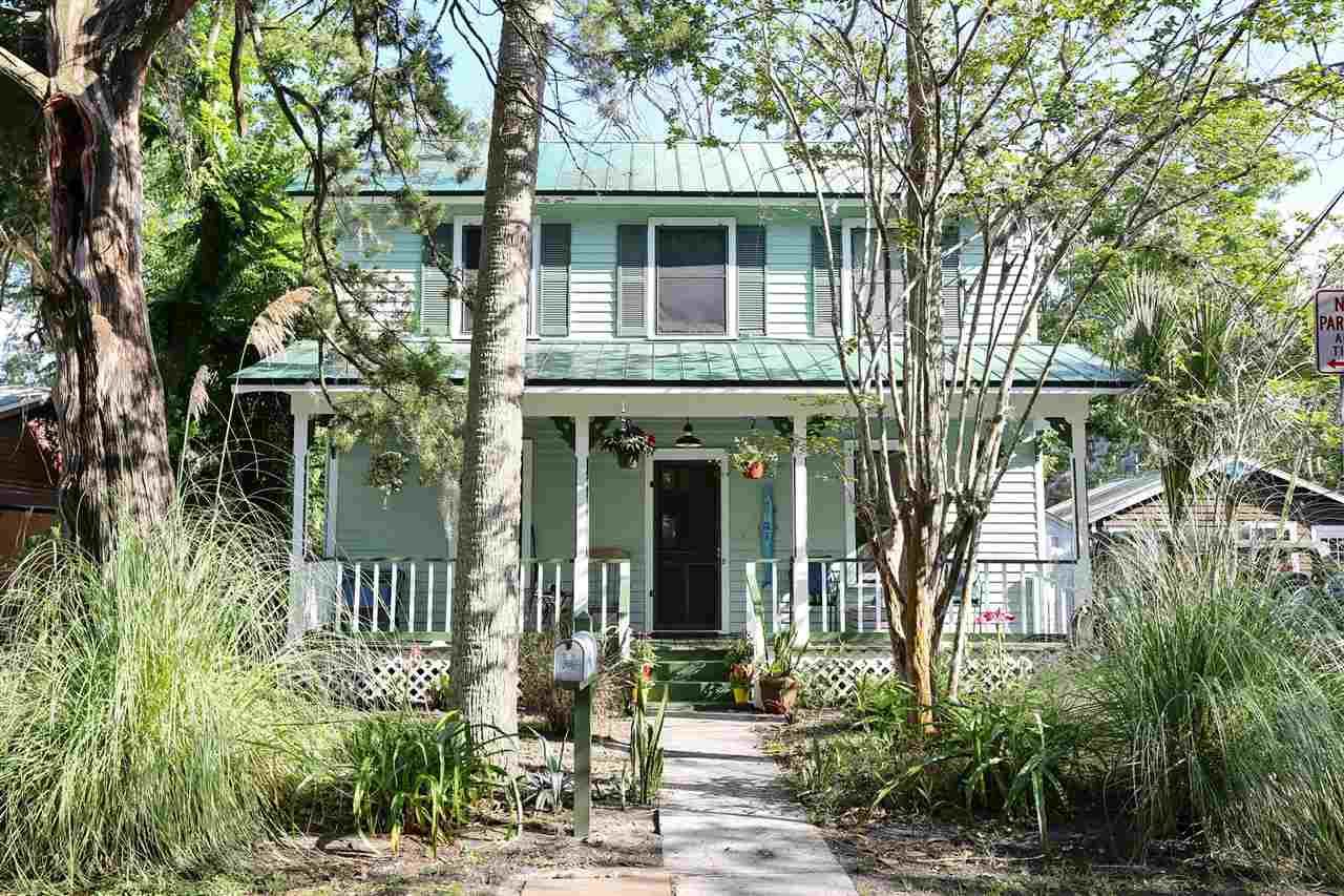 21 JOINER STREET, ST AUGUSTINE, FL 32084 – Endless Summer Realty