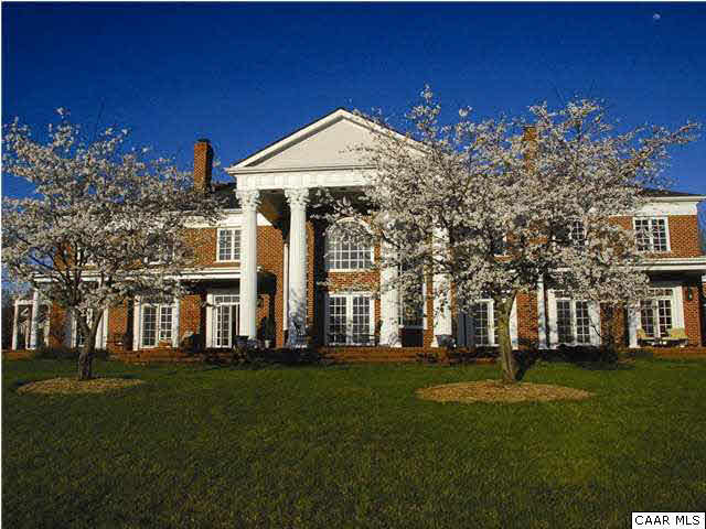 Single Family Home for Sale at Emerald Hill 741 Woodlands Rd Charlottesville, Virginia 22901 United States