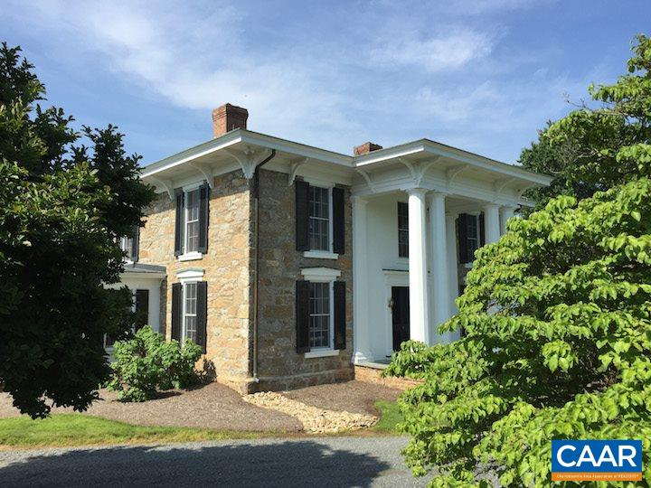 Casa Unifamiliar por un Venta en 102 NEALA Lane Madison, Virginia 22727 Estados Unidos