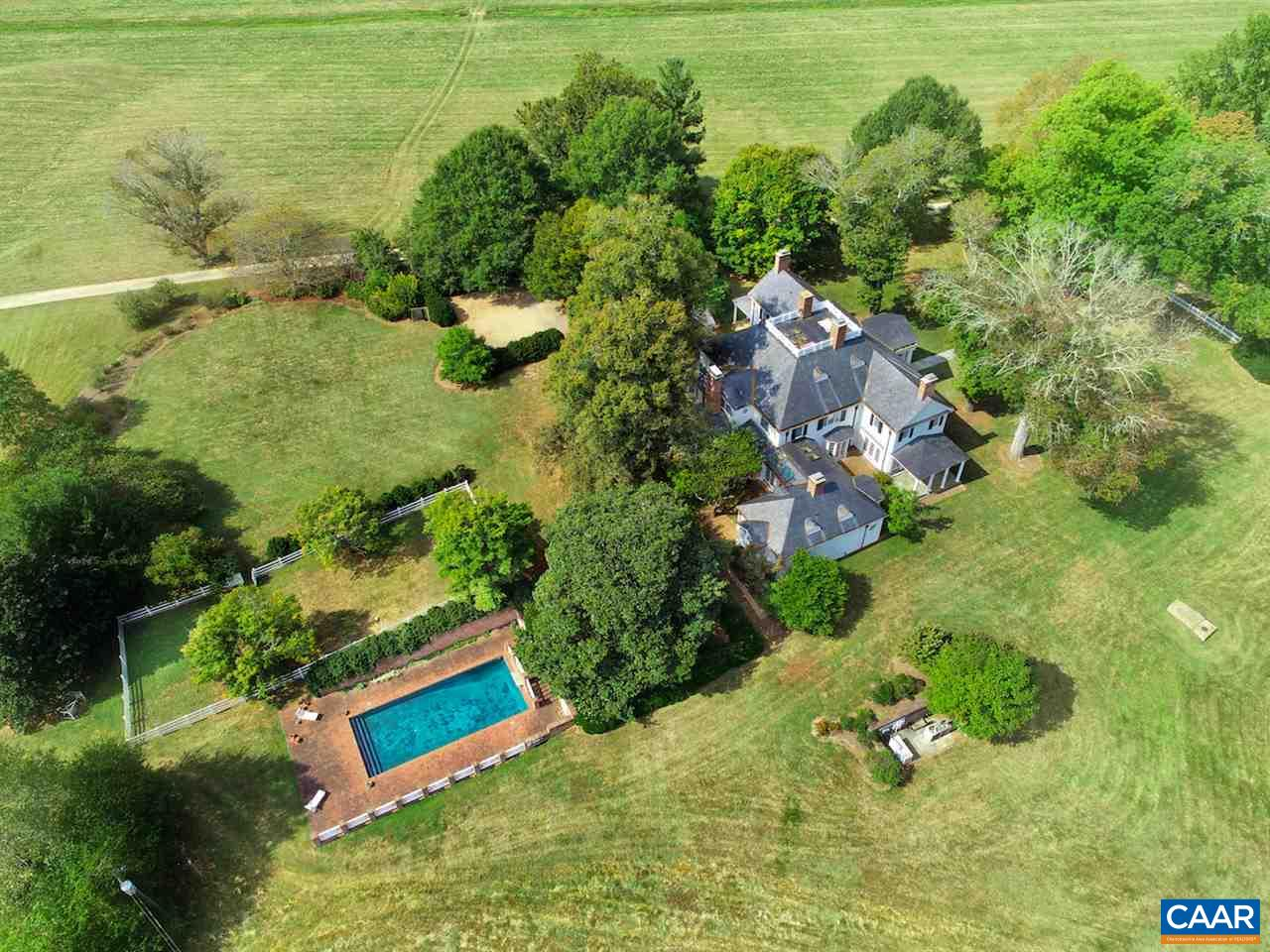 Single Family Home for Sale at Airslie 5350 Louisa Rd Keswick, Virginia 22947 United States