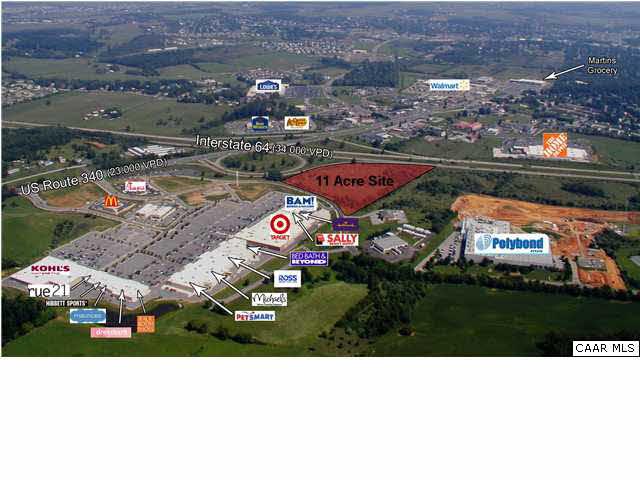 Land for Sale at 1 SHENANDOAH VILLAGE Drive Waynesboro, Virginia 22980 United States