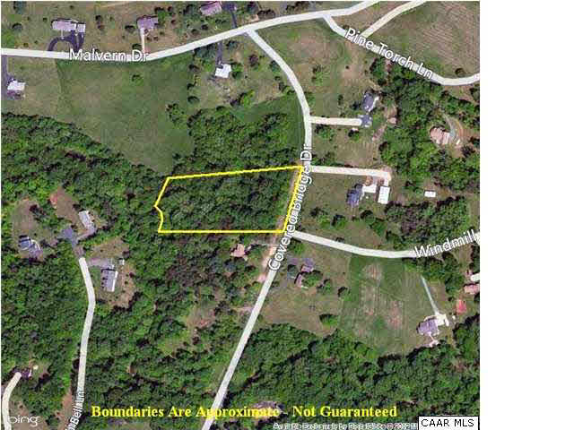 Land for Sale at COVERED BRIDGE Drive COVERED BRIDGE Drive Madison, Virginia 22727 United States