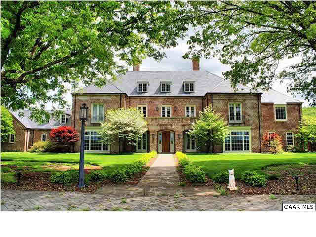 Single Family Home for Sale at White Hart Farm 5785 Stony Point Rd Barboursville, Virginia 22923 United States
