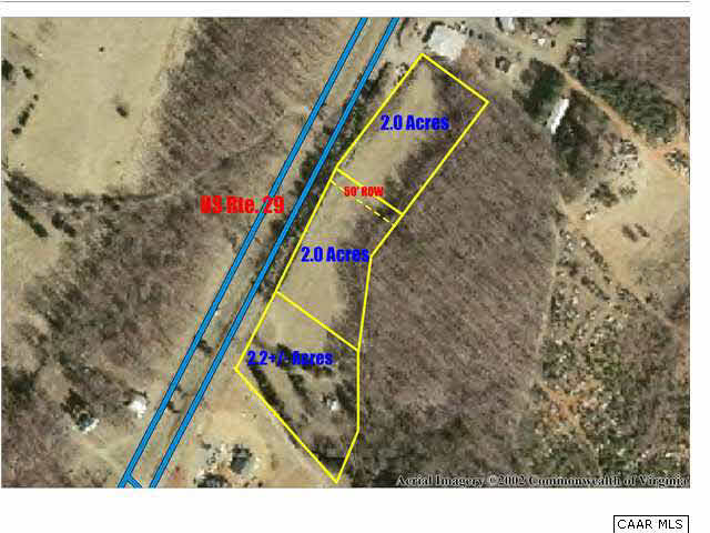 Land for Sale at SEMINOLE Trail Ruckersville, Virginia 22968 United States