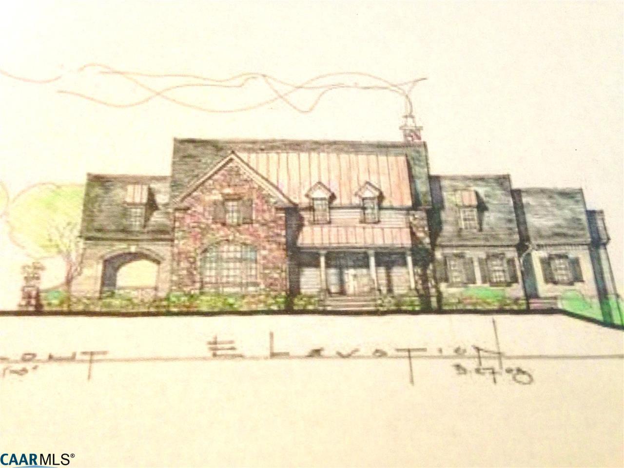 Photo of home at 4 club dr, keswick, VA