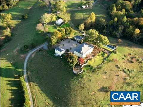 Single Family Home for Sale at Rivanna 1859 Rivanna Farm Charlottesville, Virginia 22911 United States