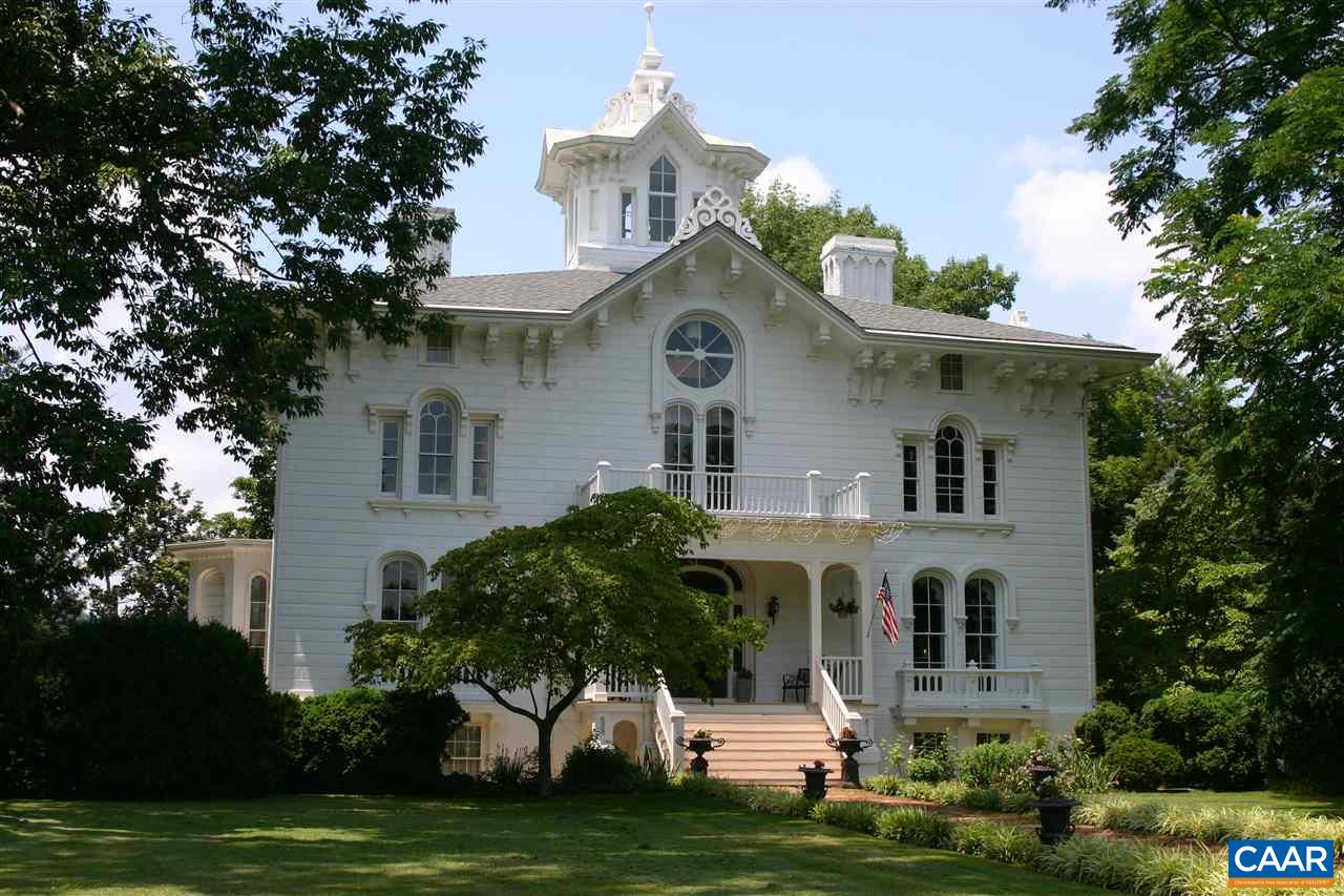 Single Family Home for Sale at 12460 MAYHURST Lane Orange, Virginia 22960 United States