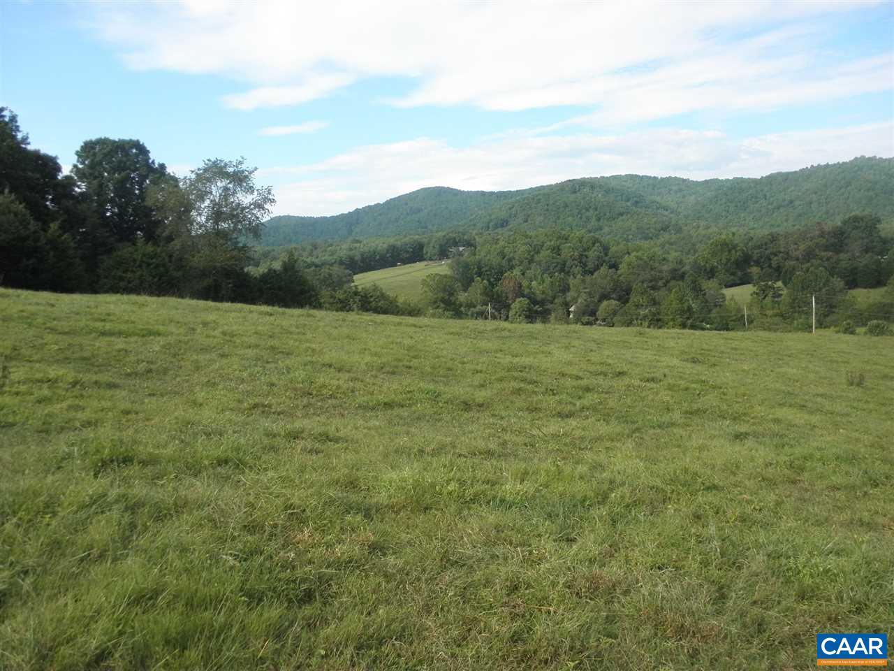 Land for Sale at lot 2 RUTH Road Madison, Virginia 22727 United States