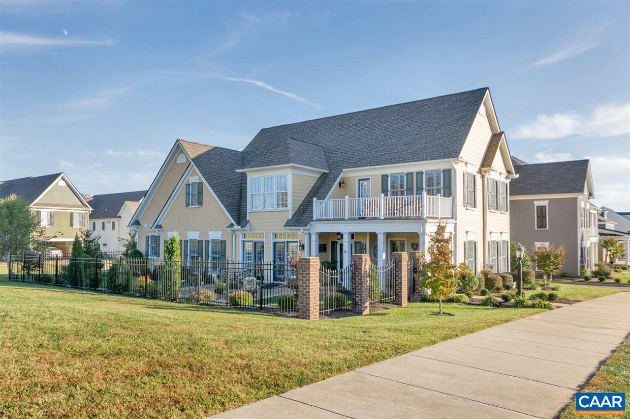 Single Family Home for Sale at 1766 OLD TRAIL Drive Crozet, Virginia 22932 United States