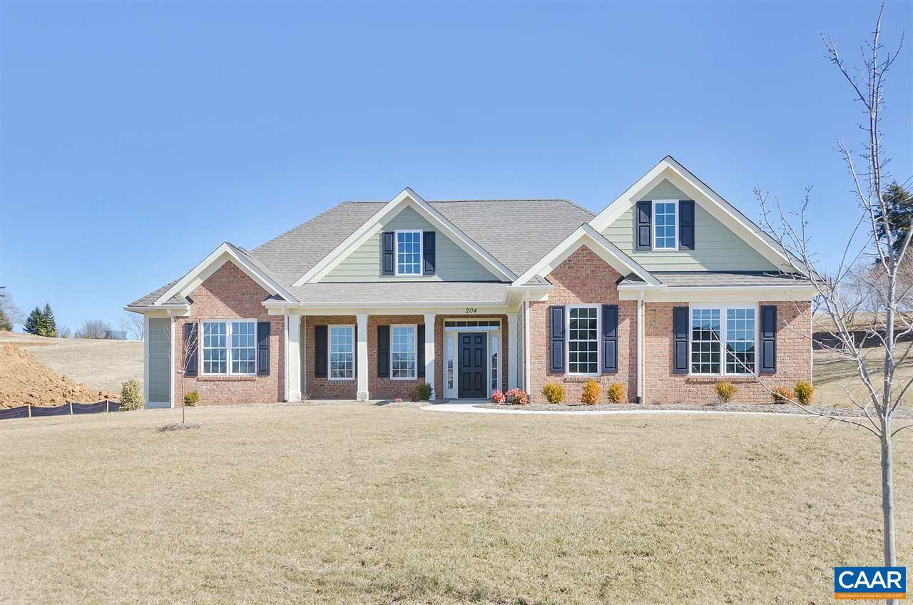 Single Family Home for Sale at 27 JONNA Street Crozet, Virginia 22932 United States