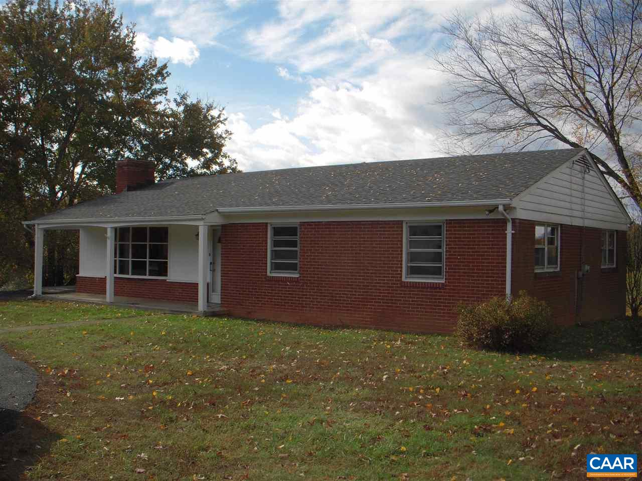 Single Family Home for Sale at 4106 EARLYSVILLE Road Earlysville, Virginia 22936 United States