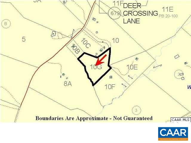 Land for Sale at DEER CROSSING Lane Madison, Virginia 22727 United States