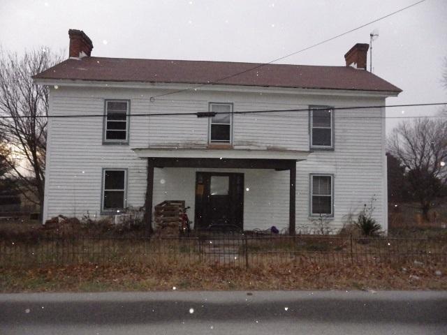646 BATTLEFIELD RD, NEW HOPE, 24469, VA