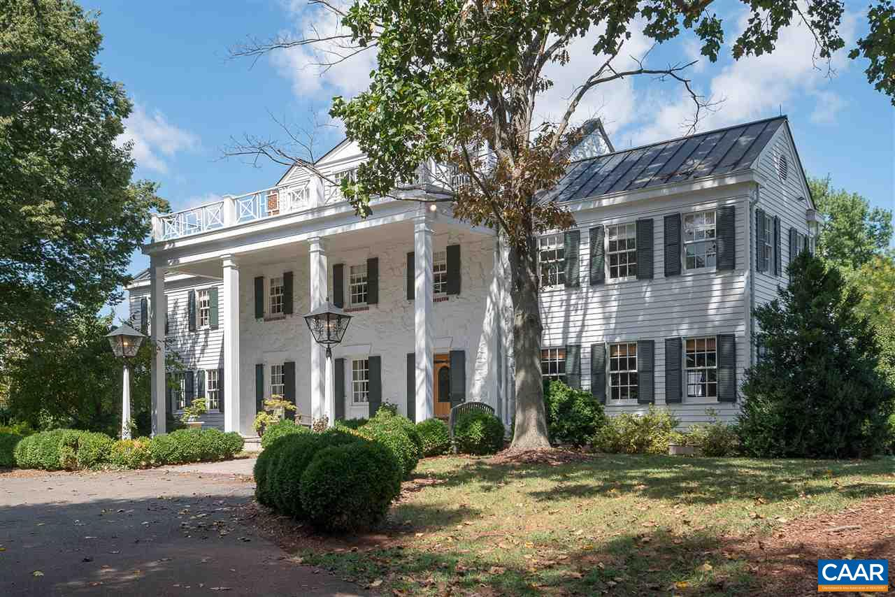 Single Family Home for Sale at 1970 STONY POINT Road Charlottesville, Virginia 22911 United States