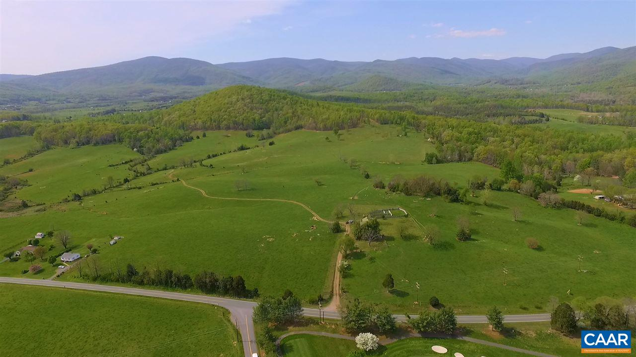 Single Family Home for Sale at 1000 MADISON Road Stanardsville, Virginia 22973 United States