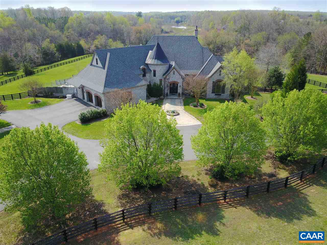 Single Family Home for Sale at 4969 BARN FIELD Drive Keswick, Virginia 22947 United States