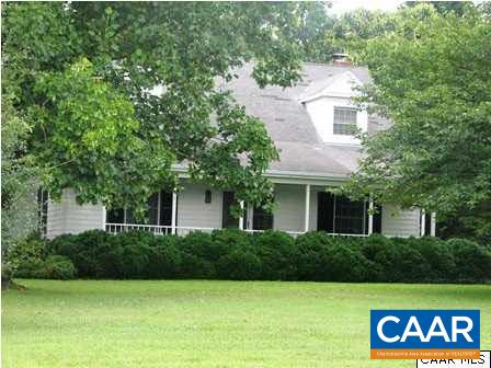 home for sale , MLS #543522, 6295 Gordonsville Rd