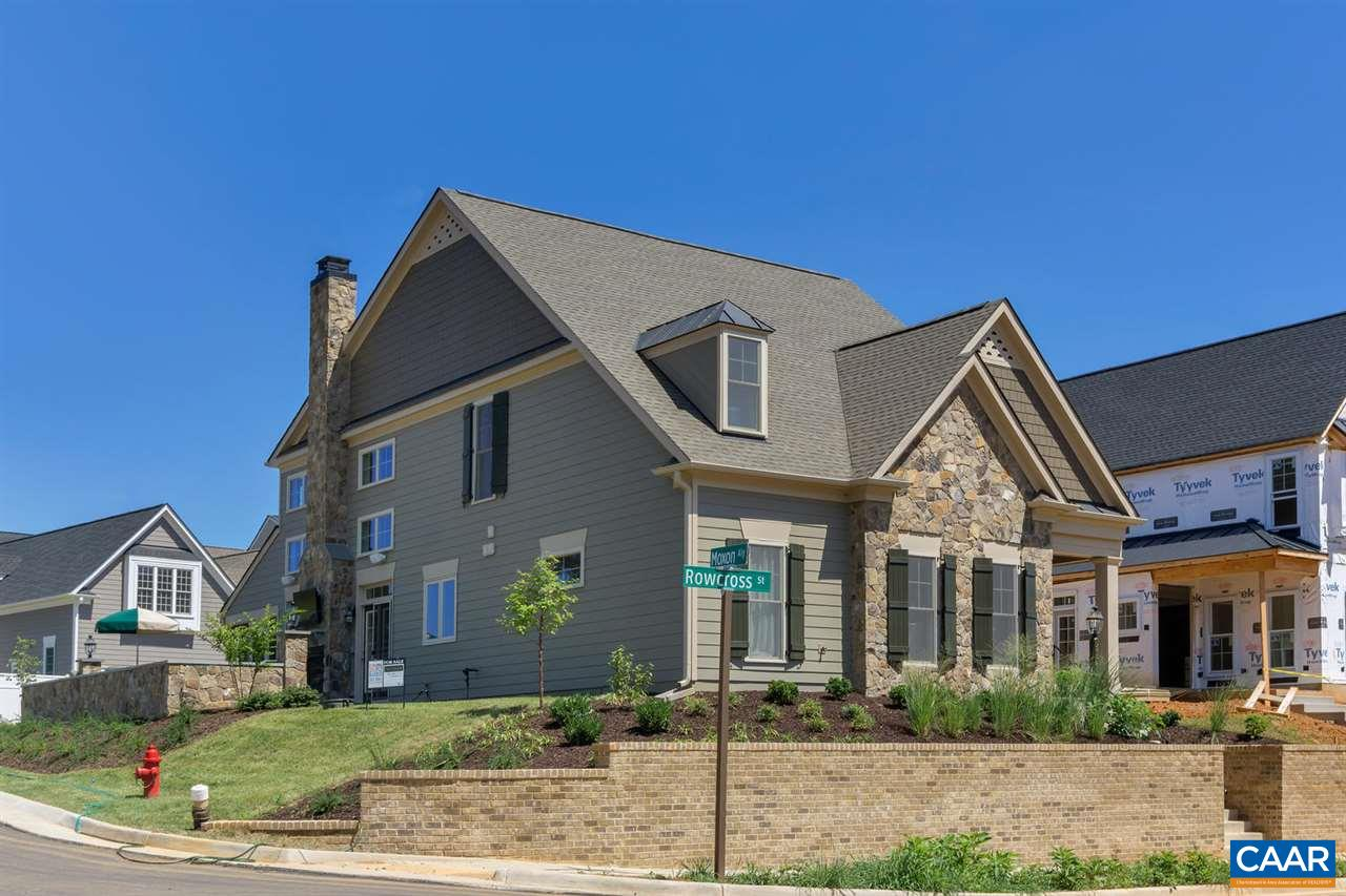 Single Family Home for Sale at 3234 Rowcross Street Crozet, Virginia 22932 United States