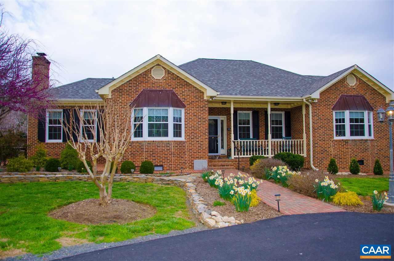 Single Family Home for Sale at 3485 JAMES MADISON HWY Fork Union, Virginia 23055 United States