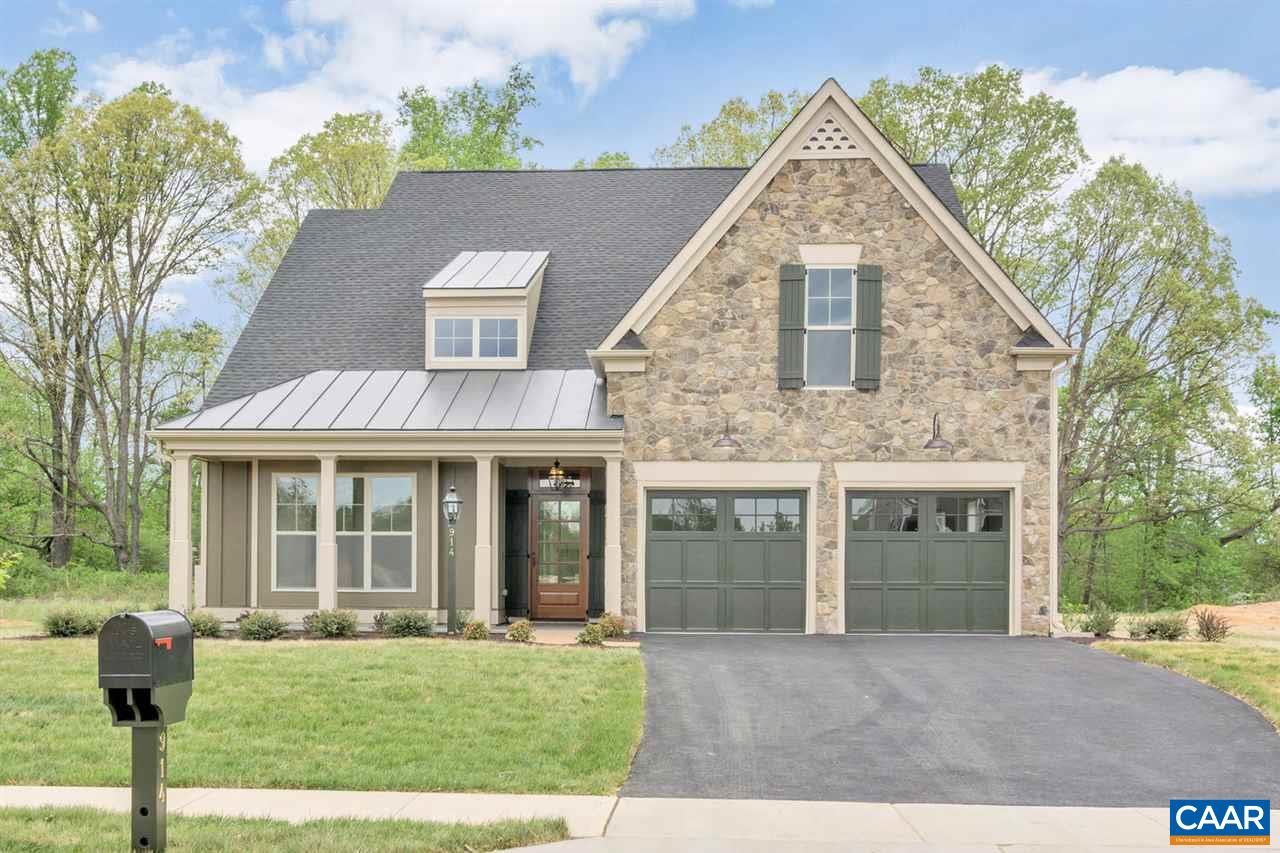 Single Family Home for Sale at 914 PARK RIDGE Drive Crozet, Virginia 22932 United States