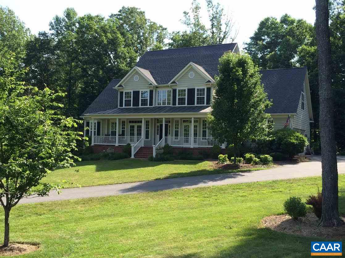 Single Family Home for Sale at 5010 MEADOWLARK Court Barboursville, Virginia 22923 United States