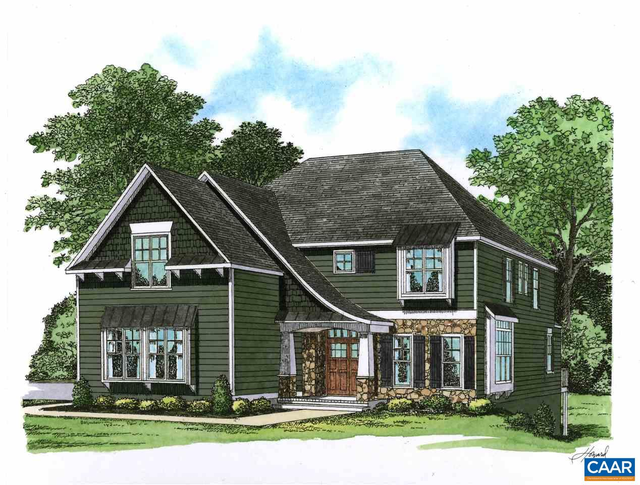 Single Family Home for Sale at 42 TRINITY WAY Crozet, Virginia 22932 United States