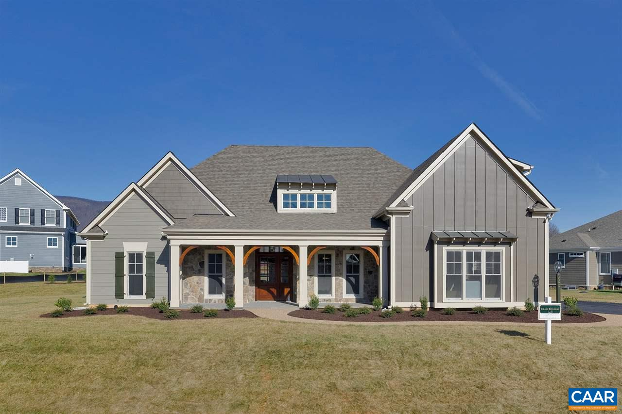 Single Family Home for Sale at 39 TRINITY WAY Crozet, Virginia 22932 United States