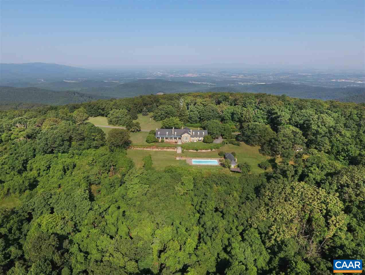 Single Family Home for Sale at 644 OLD ELK MOUNTAIN Road Afton, Virginia 22920 United States