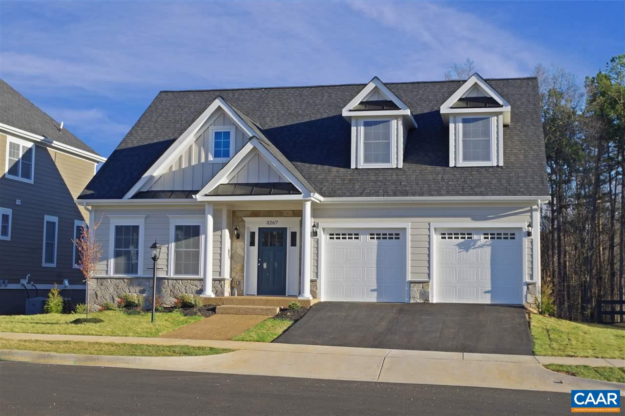 Single Family Home for Sale at 3267 Rowcross Street Crozet, Virginia 22932 United States