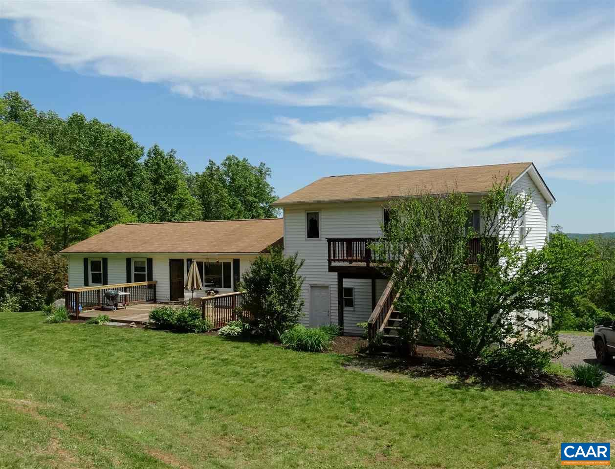 Single Family Home for Sale at 236 DUET Road Madison, Virginia 22727 United States