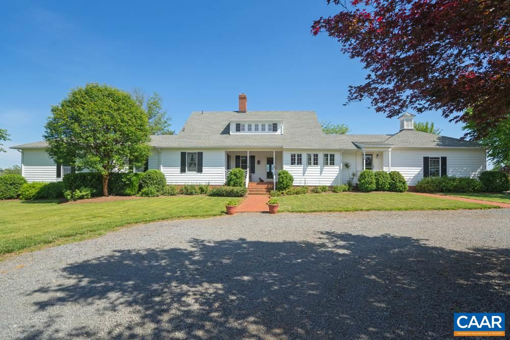 Single Family Home for Sale at 736 RACE GROUND Road Rochelle, Virginia 22738 United States
