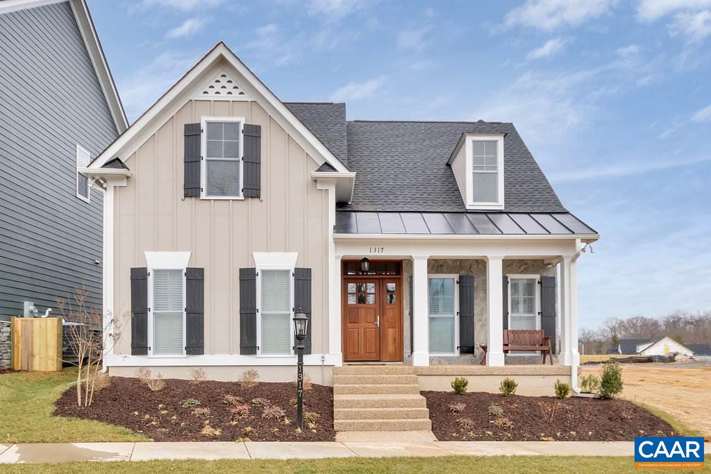 Single Family Home for Sale at 1609 Rowcross Street Crozet, Virginia 22932 United States