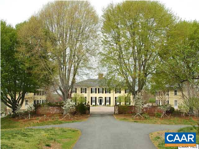 Single Family Home for Sale at 1858 RIVANNA FARM Charlottesville, Virginia 22911 United States
