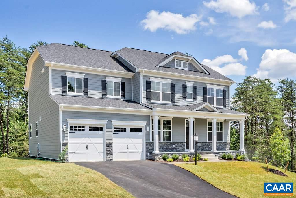 Single Family Home for Sale at 50 BIRCHWOOD HILL Road Crozet, Virginia 22932 United States