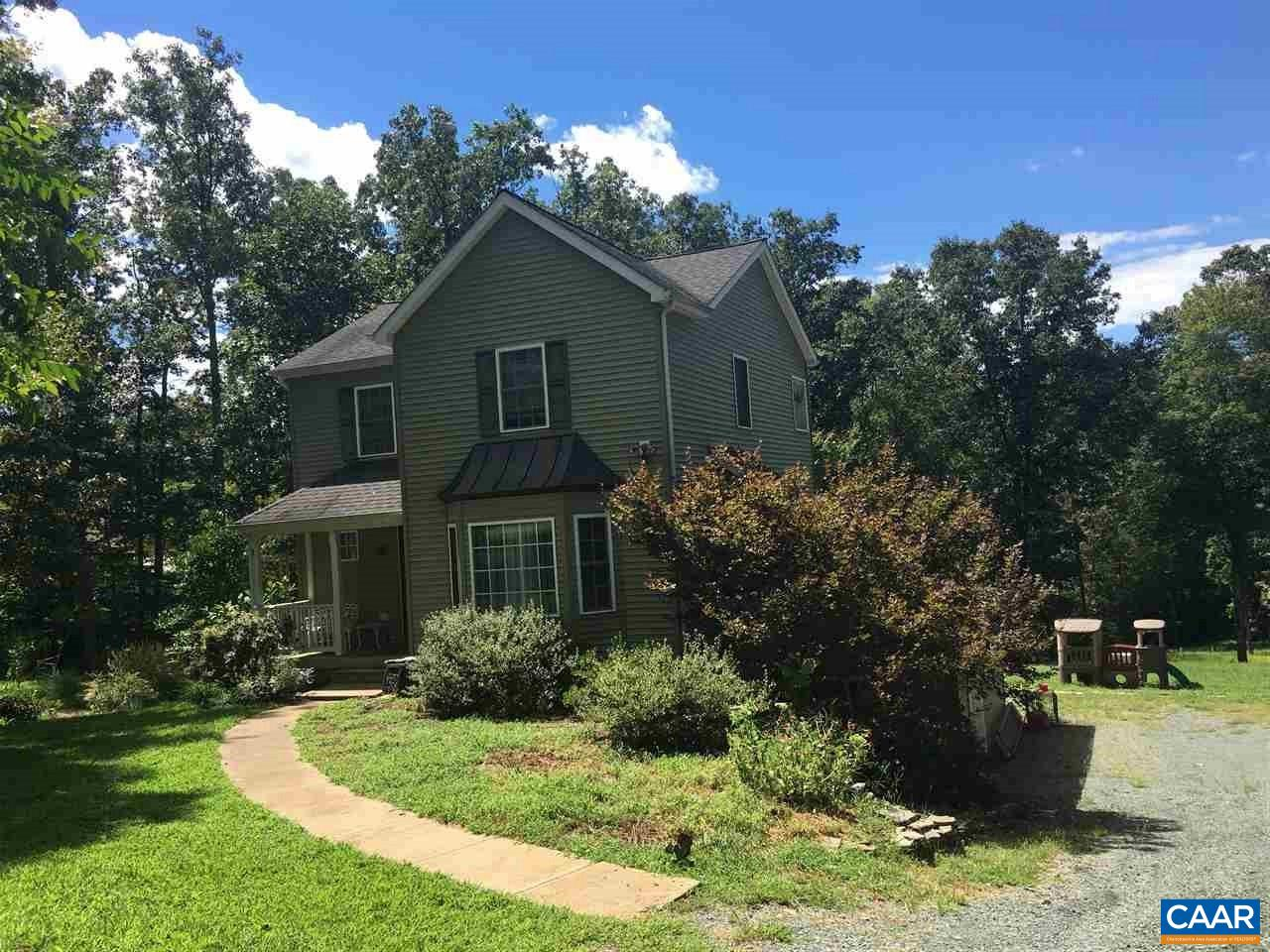 Single Family Home for Sale at 116 PINE RIDGE Road Faber, Virginia 22938 United States