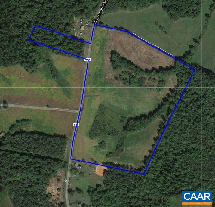 Land for Sale at CARPENTERS MILL Road Madison, Virginia 22727 United States