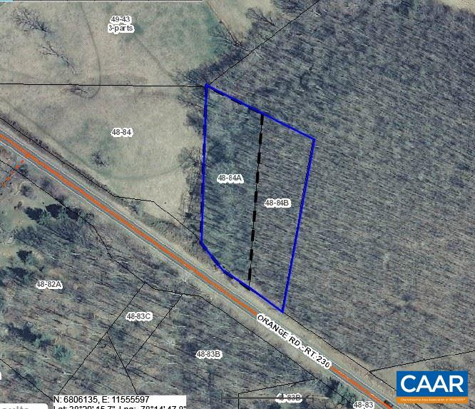 Land for Sale at ORANGE Road Madison, Virginia 22727 United States