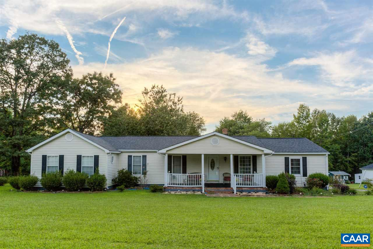 Single Family Home for Sale at 343 CHOPPING Road Mineral, Virginia 23117 United States