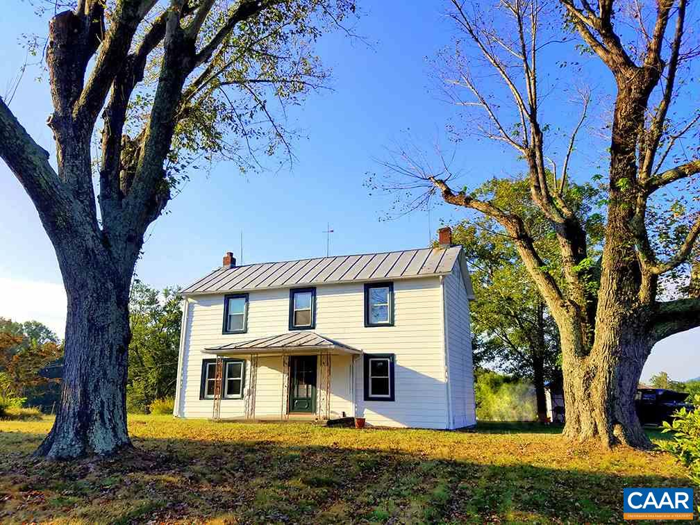 Single Family Home for Sale at 6444 W FABER Road Faber, Virginia 22938 United States