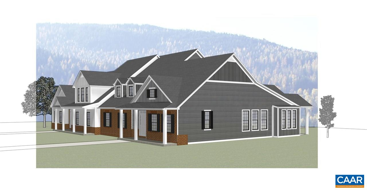 Single Family Home for Sale at 2 UPLAND Drive Crozet, Virginia 22932 United States