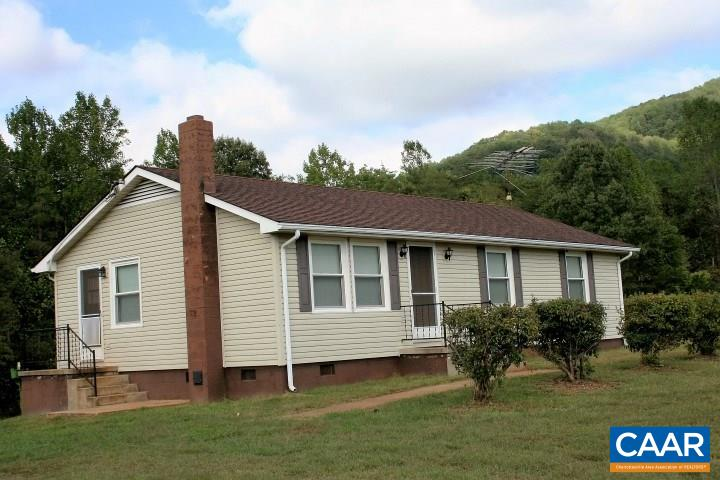 Single Family Home for Sale at 545 BERRY MOUNTAIN Lane Madison, Virginia 22727 United States