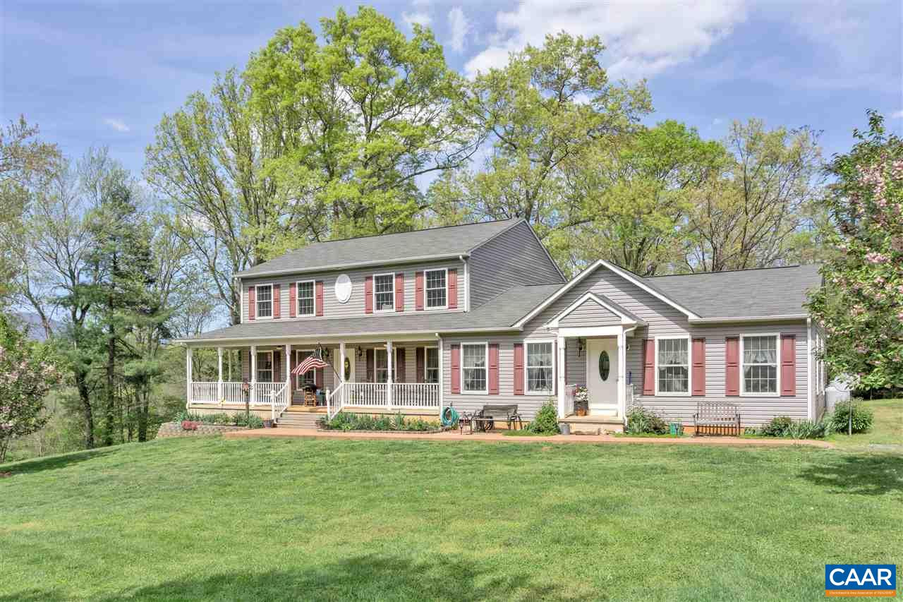 Single Family Home for Sale at 3263 SANDRIDGE Drive Crozet, Virginia 22932 United States
