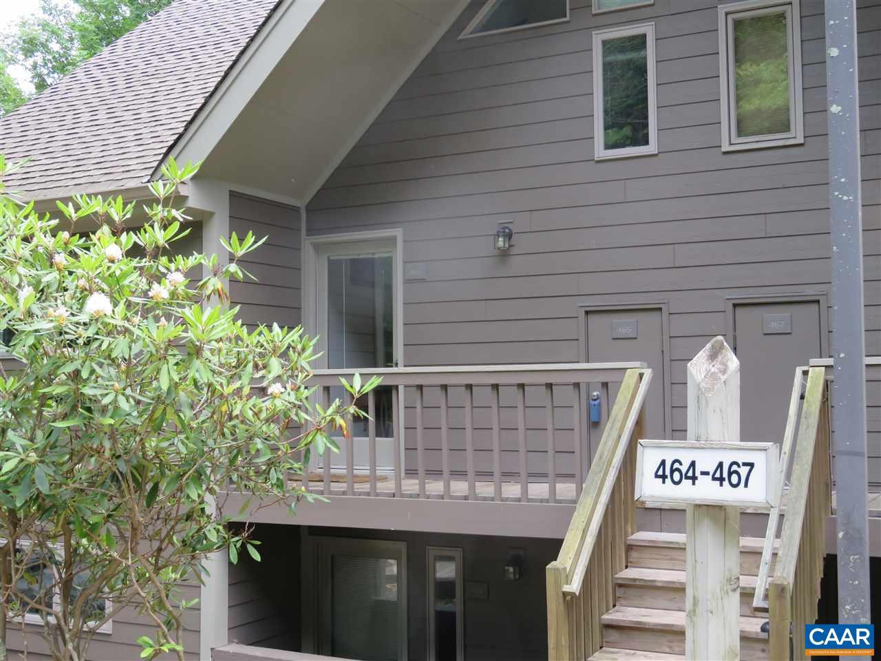 465 THREE RIDGES CONDOS, WINTERGREEN RESORT, VA 22967
